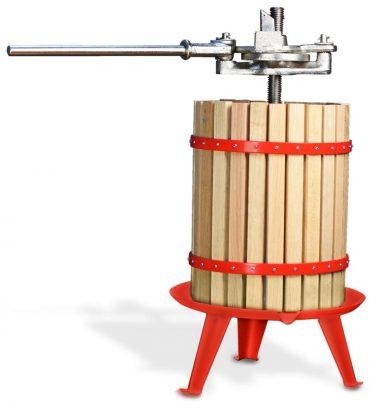 Excalibur Frugtpresse, manuel, 8 liter (EMW19)